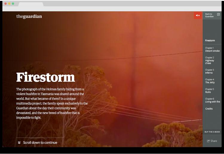 Screenshot Firestorm/The Guardian